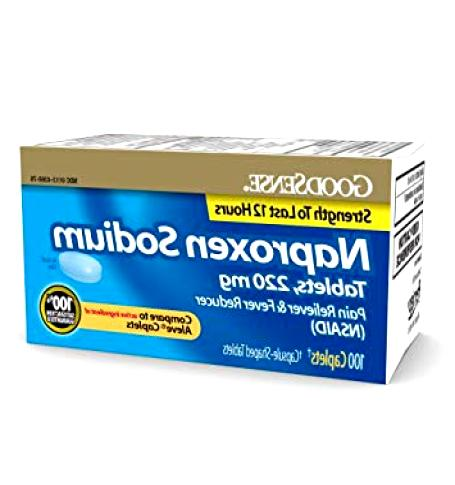 Naproxen 250 mg 30 pills