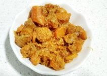 carrot poriyal | carrot poriyal without coconut | carrot masala poriyal